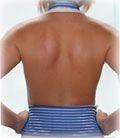Rücken / Nieren / Becken / Unterleib / Bauch