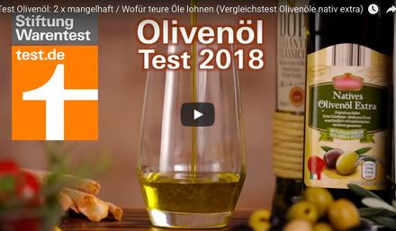 Olivenöle: Stiftung Warentest prüfte 27 Olivenöle, von ranzig bis blumig